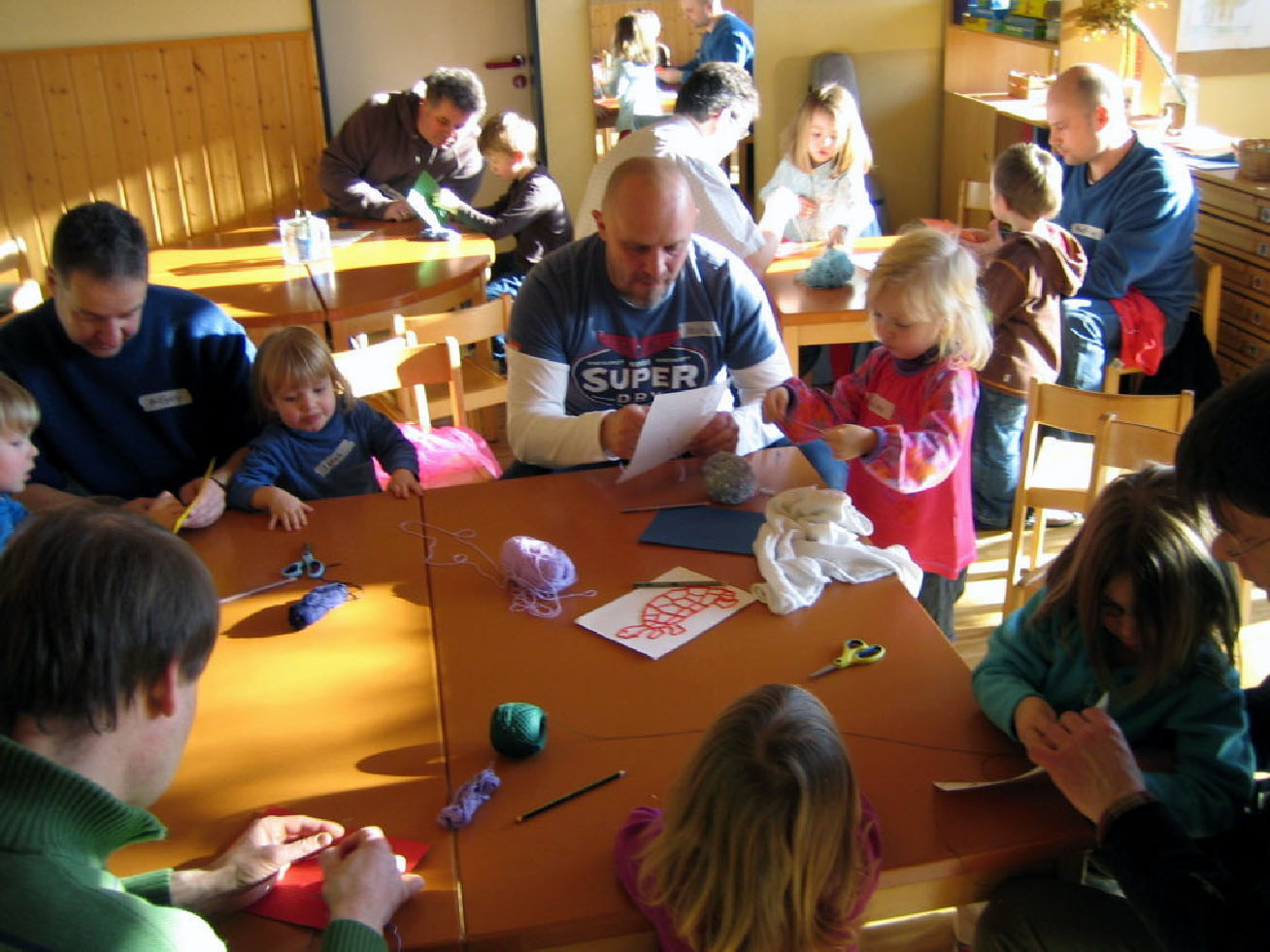 V�ter-Kinder-Tag am 29.01.2011